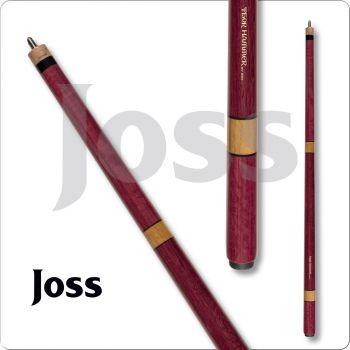 Joss JOSTHPH Thor Hammer - Purple Heart - Break Cue