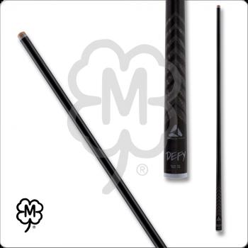McDermott MCDCF Defy Carbon Fiber Shaft 12mm Grey Collar