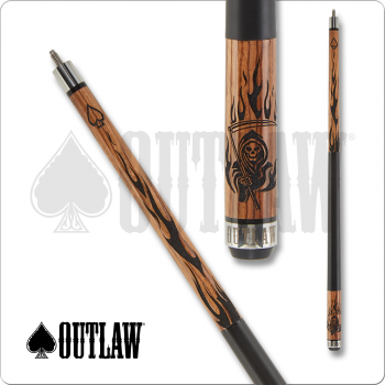 Outlaw OL50 Thunder Pool Cue