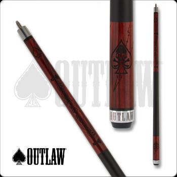 Outlaw OL53 Pool Cue