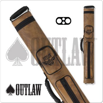 Outlaw OLH22 2x2 Hard Cue Case