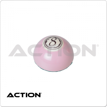Breast Cancer Awareness Pink 8 Ball Pocket Marker