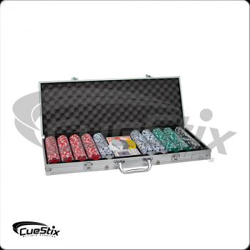 Hold'Em POKPAK5 Dealer Pack - 500 Chip Count
