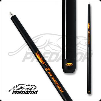 Predator BK2 PREBK2NW Break Cue - No Wrap