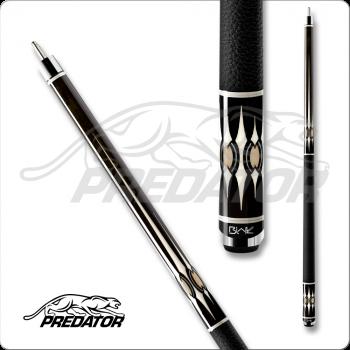 Predator PREBLK44 Blak 4-4
