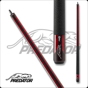 Predator P3 PREP3RW - Burgundy - Wrap
