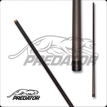 Predator REVO 12.4mm Shaft Uni Loc Black Vault Plate