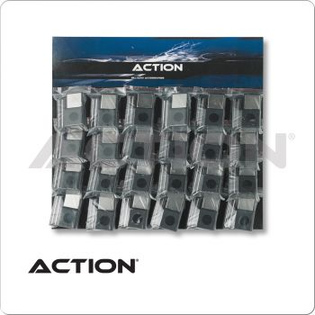 Action QCMCP24 Magnetic Chalker Card of 24