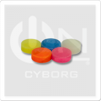 ON QTCYBK Cyborg Break Pool Cue Tip - Single