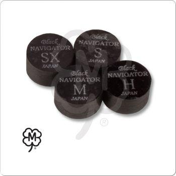 Navigator Black Pool Cue Tip - Single