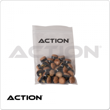 Screw-On QTSCOT Cue Tip - bag of 25