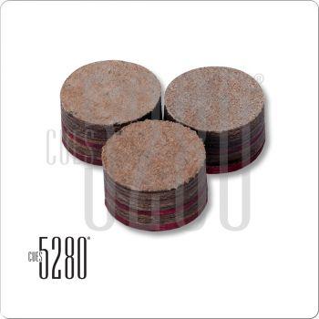 5280 QTT5280 Redline Tiger Cue Tip - single
