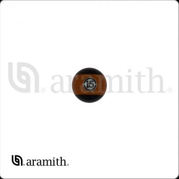 Aramith RBABK Tournament Black Replacement Ball