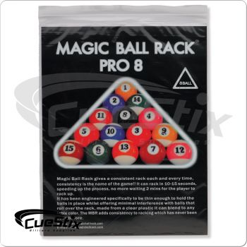 Magic RKMBR89  8, 9 & 10-Ball Combo Rack