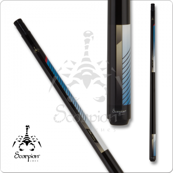 Scorpion HD-Tech SCO114 Cue - Wooden Shaft