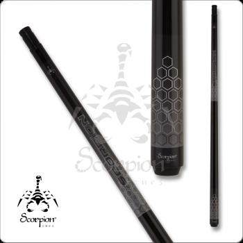 Scorpion HD-Tech SCO116 Cue - Wooden Shaft