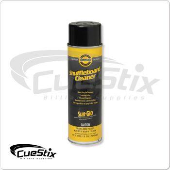 Sun-Glo SHBBCL Shuffleboard Cleaner - 19oz
