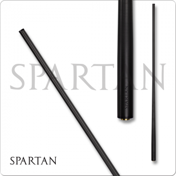 Spartan SPRV2B Carbon Fiber Shaft 12.25 mm Black Ferrule