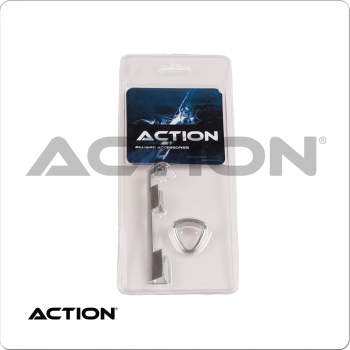 Aluminum TRACCP Cue Clamp Blister Pack