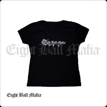 Eight Ball Mafia TSEBM05B T-Shirt Scoop Neck