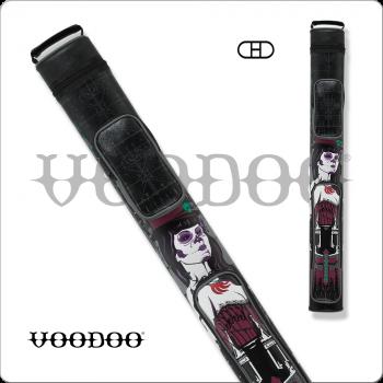 Voodoo 2x2 VODC22E Voodoo Queen Hard Case