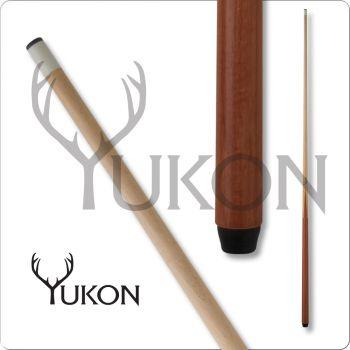 Yukon YUK02 One Piece Cue w/ Screw-on Tip