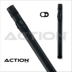 Action AC11 1x1 Hard Pool Cue Case - Black